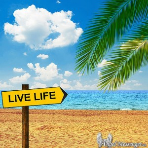 Are you living your life- article by Sheri June 2016